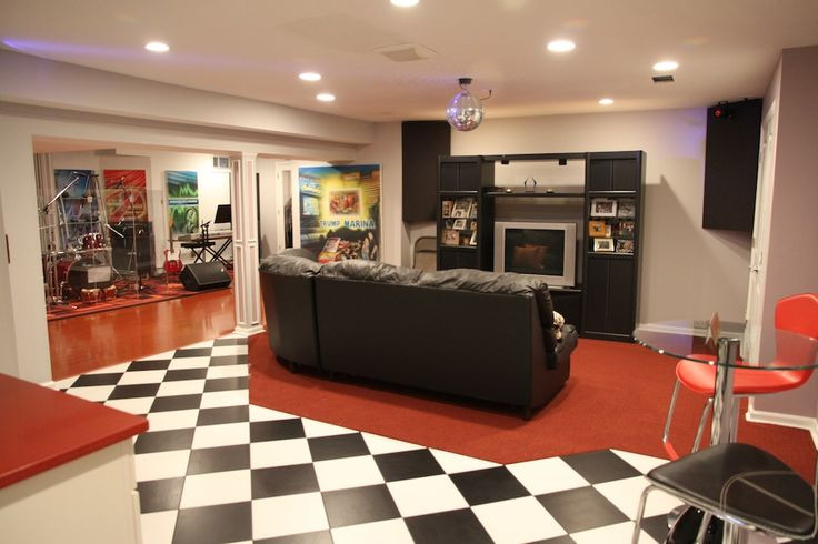 Best ideas about Fun Basement Ideas . Save or Pin 8 Cool Basement Ideas You Must Try Now.