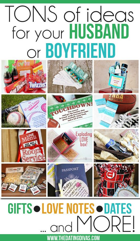 Best ideas about Fun Gift Ideas For Boyfriend . Save or Pin Fun ideas for the man in your life Perfect for birthday Now.