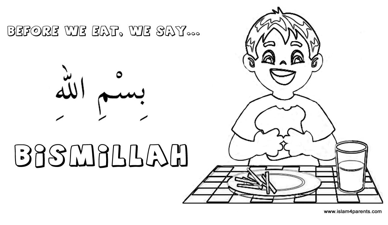 Fun Islamic Coloring Sheets For Kids  13 Best of Basic Arabic Worksheets Basic Arabic