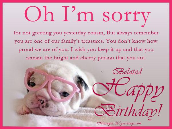 Funny Belated Birthday Wishes  Belated Birthday Wishes Greetings And Belated Birthday