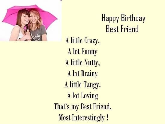 Best ideas about Funny Birthday Wishes For Best Friend Female . Save or Pin Funny Birthday Wishes for Friend Female Birthday Now.