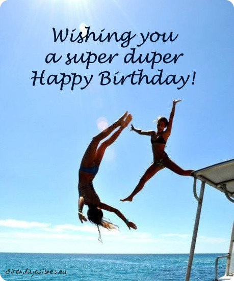 Best ideas about Funny Birthday Wishes For Best Friend Female . Save or Pin Top 30 Birthday Wishes For Girls And Female Friends With Now.