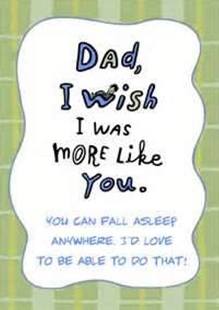 Funny Daddy Birthday Cards  Printable Quotes For Dads Birthday QuotesGram