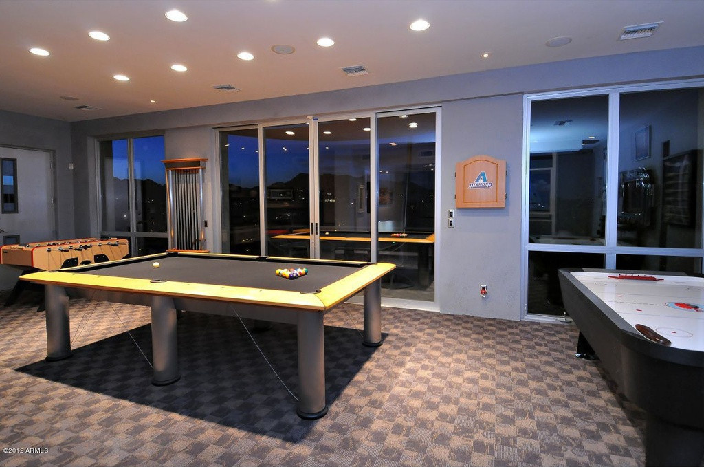 Best ideas about Game Room Carpet . Save or Pin Game Room Area Rugs Modern Game Room With Carpet In Now.