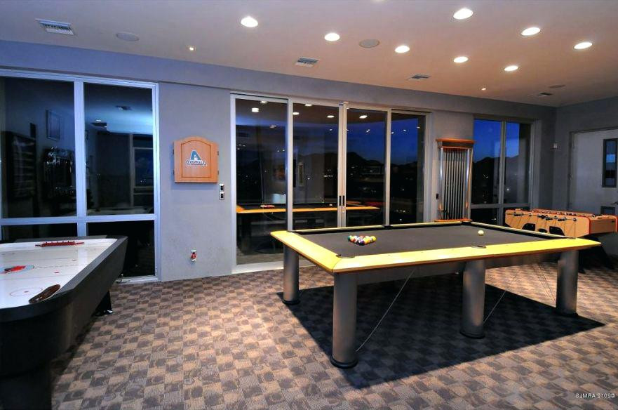 Best ideas about Game Room Carpet . Save or Pin Game Room Carpet Game Room Ceiling Fans Contemporary Game Now.