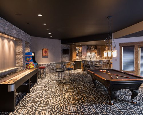 Best ideas about Game Room Carpet . Save or Pin Game Room Carpeting Home Design Ideas Remodel Now.