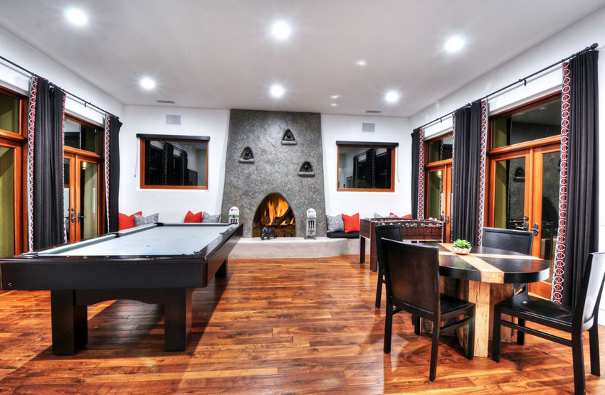 Best ideas about Game Room Carpet . Save or Pin 125 Best Man Cave Ideas Furniture & Decor Now.