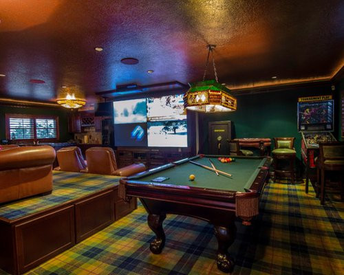 Best ideas about Game Room Carpet . Save or Pin Plaid Carpet Home Design Ideas Renovations & s Now.