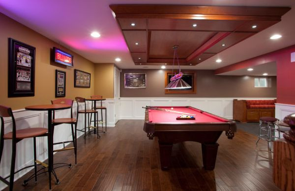 Best ideas about Game Room Lighting . Save or Pin Indulge Your Playful Spirit with These Game Room Ideas Now.