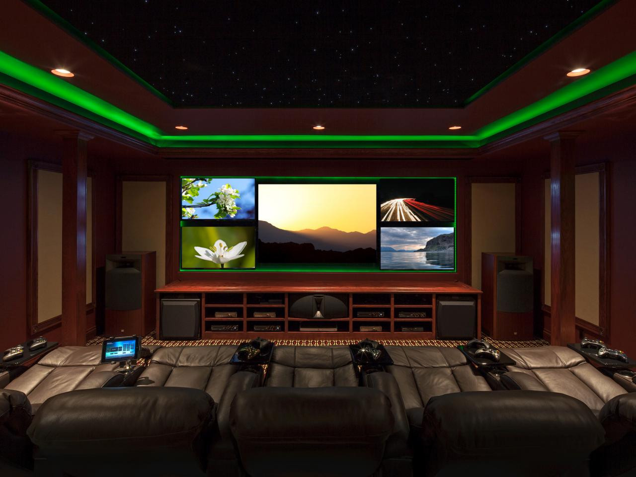Best ideas about Game Room Lighting . Save or Pin 47 Epic Video Game Room Decoration Ideas for 2017 Now.