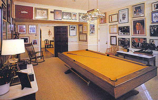 Best ideas about Game Room Lincoln Ne . Save or Pin 9 best images about White House Amenities on Pinterest Now.