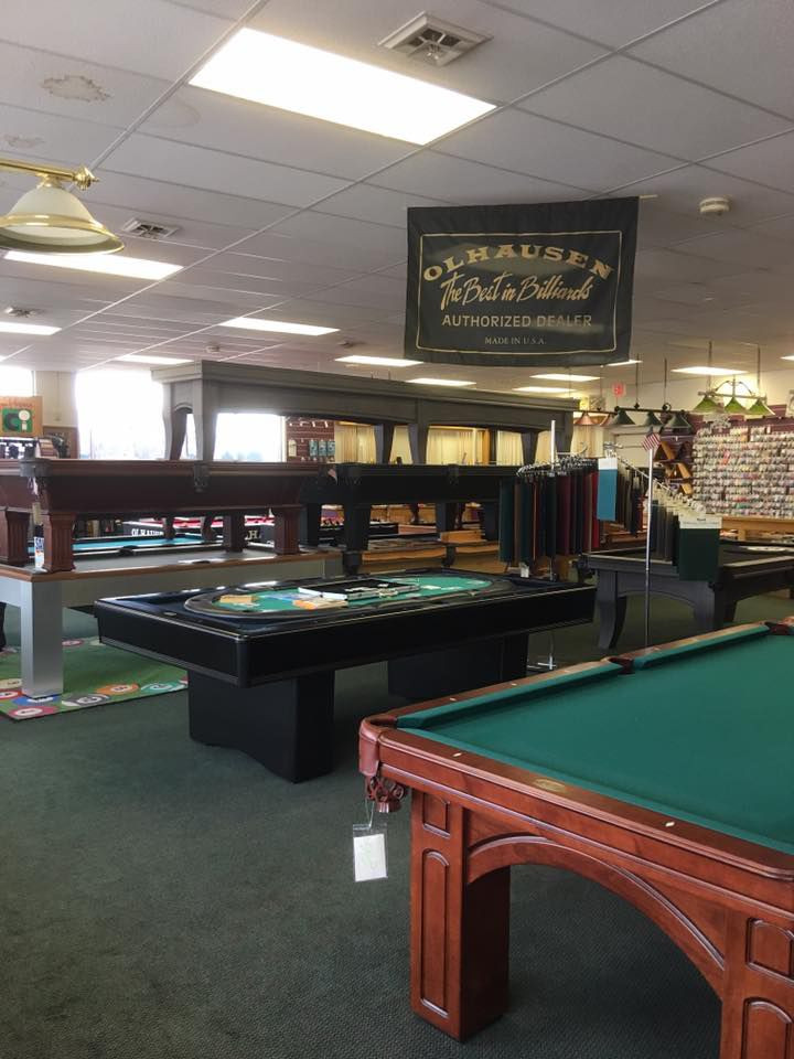 Best ideas about Game Room Lincoln Ne . Save or Pin Cornhusker Billiard Supply pool tables Now.