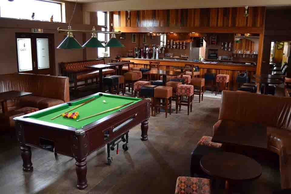 Best ideas about Game Room Tables . Save or Pin Hot Hotel Game Room Ideas Now.