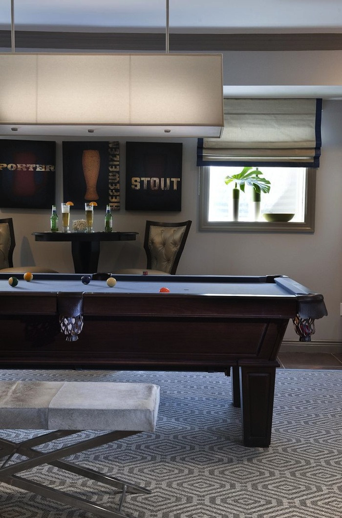 Best ideas about Game Room Tables . Save or Pin Pub Tables in the Game Room Now.