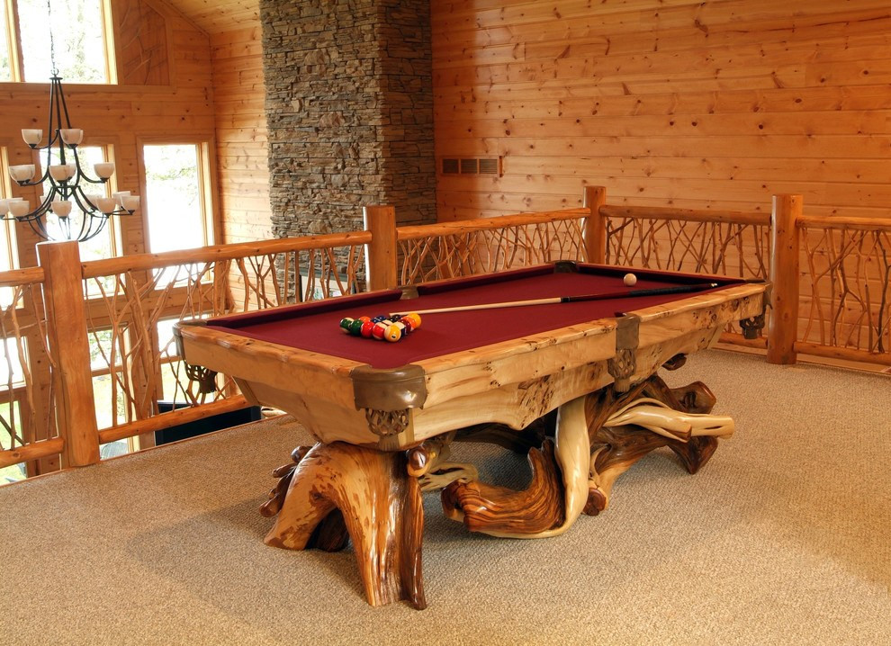 Best ideas about Game Room Tables . Save or Pin Splashy Woodland Creek Furniture method Grand Rapids Now.