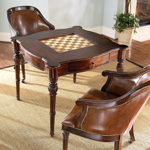 Best ideas about Game Room Tables . Save or Pin Game Room Table And Chairs Now.