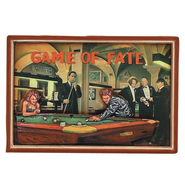 Best ideas about Game Room Wall Decor . Save or Pin Game Fate Wall Art Now.
