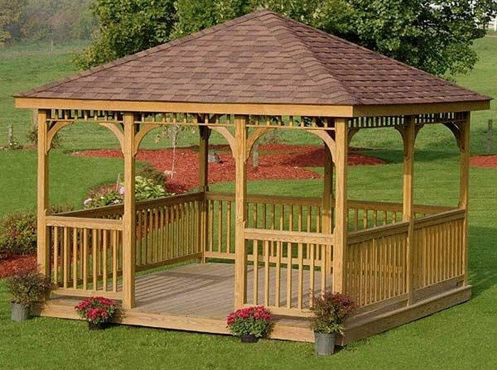 Best ideas about Gazebo Plans DIY . Save or Pin How To Build A Gazebo Now.