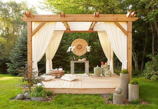 Best ideas about Gazebo Plans DIY . Save or Pin 18 DIY Pergola Plans And Ideas For Your Homestead Now.