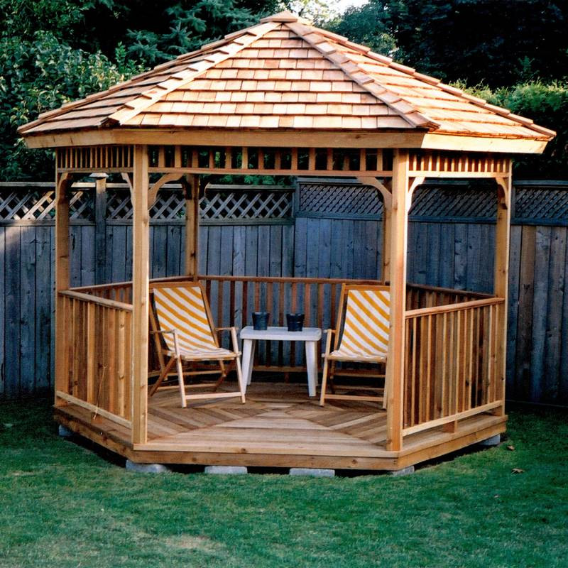 Best ideas about Gazebo Plans DIY . Save or Pin Plans Gazebo The Best Way To Build A Lean To Shed 8 Now.