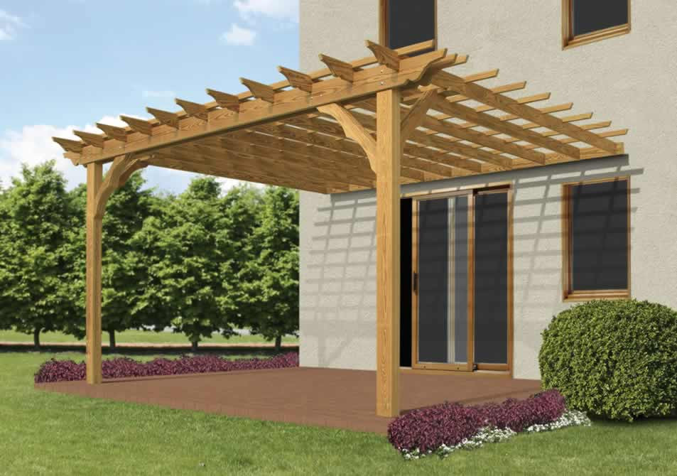 Best ideas about Gazebo Plans DIY . Save or Pin How to Build a Pergola PergolaDIY Now.