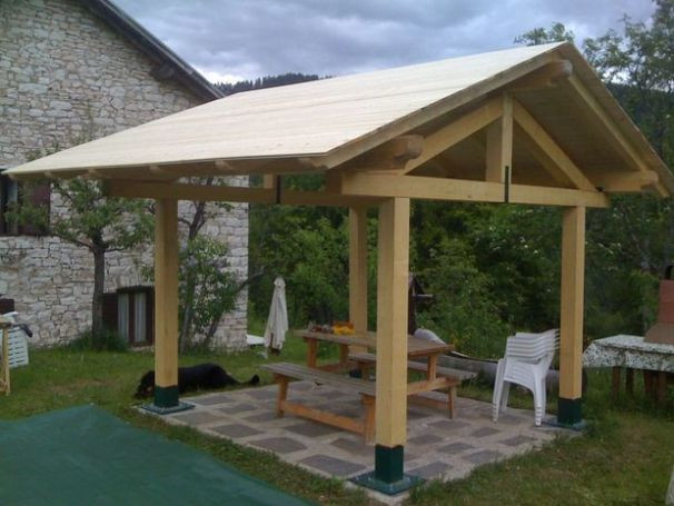 Best ideas about Gazebo Plans DIY . Save or Pin 22 Free DIY Gazebo Plans & Ideas to Build with Step by Now.