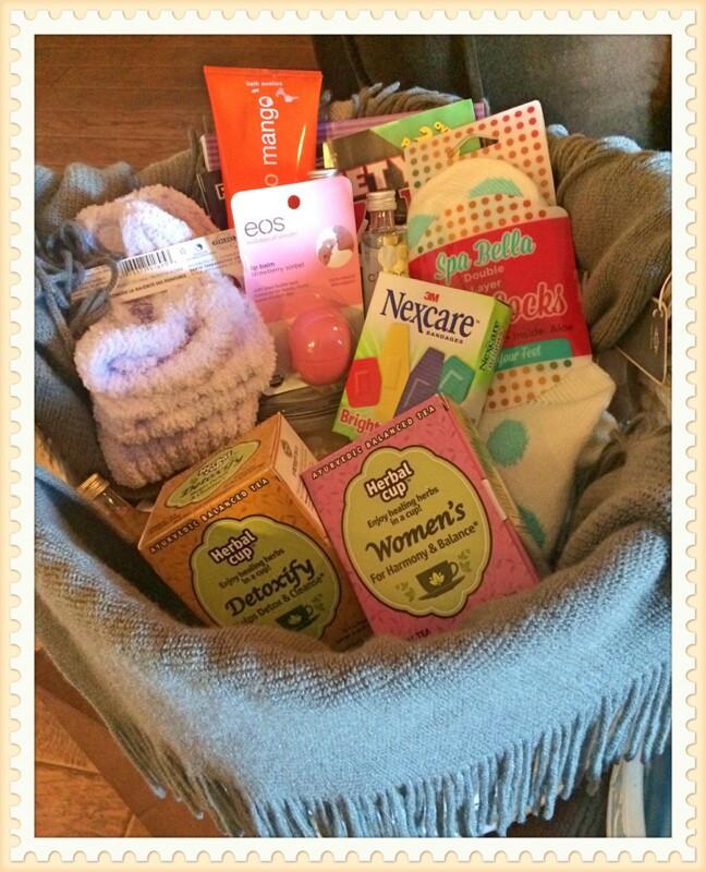 Get Well Gift Basket Ideas After Surgery  Get well t basket