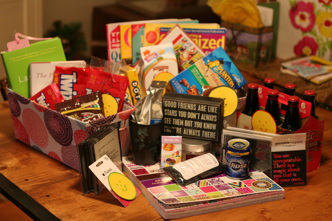 Get Well Gift Basket Ideas After Surgery  Take Them A Meal