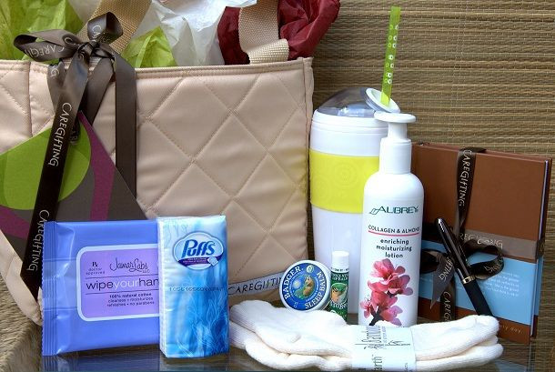 Get Well Gift Basket Ideas After Surgery  Best t idea to send for well after surgery