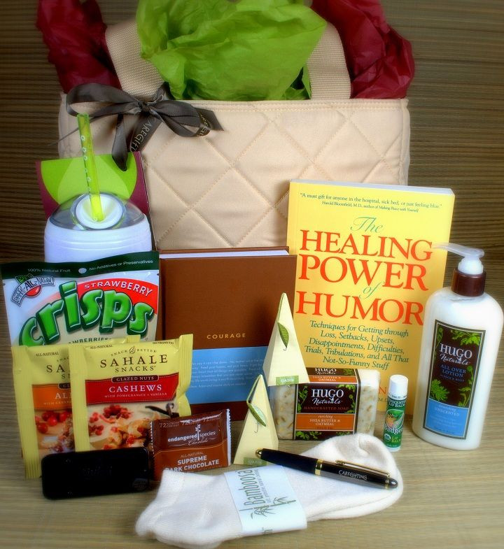 Get Well Gift Basket Ideas After Surgery  112 best images about Get Well Gifts on Pinterest