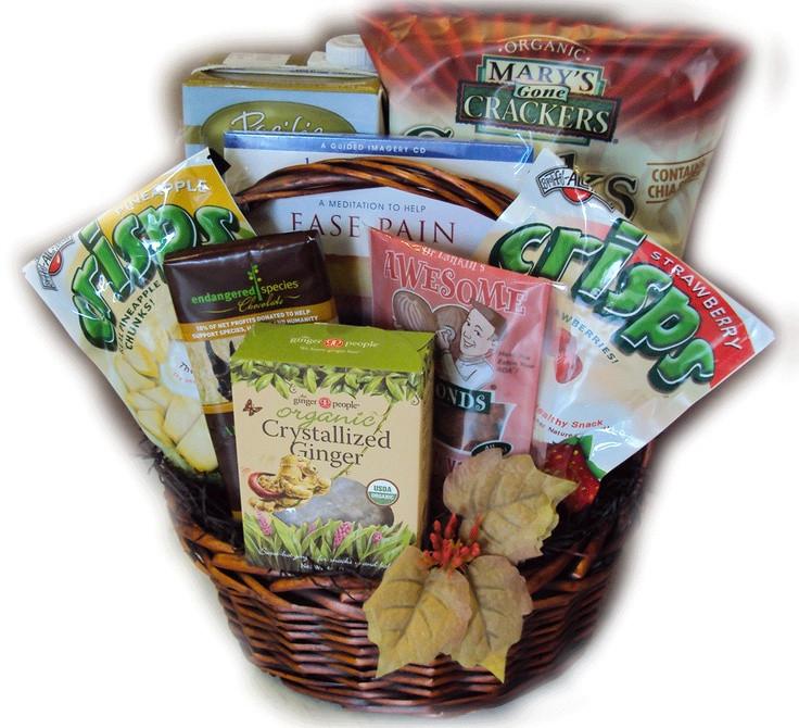 Get Well Gift Basket Ideas After Surgery  8 best Get Well After Surgery Gift Ideas images on