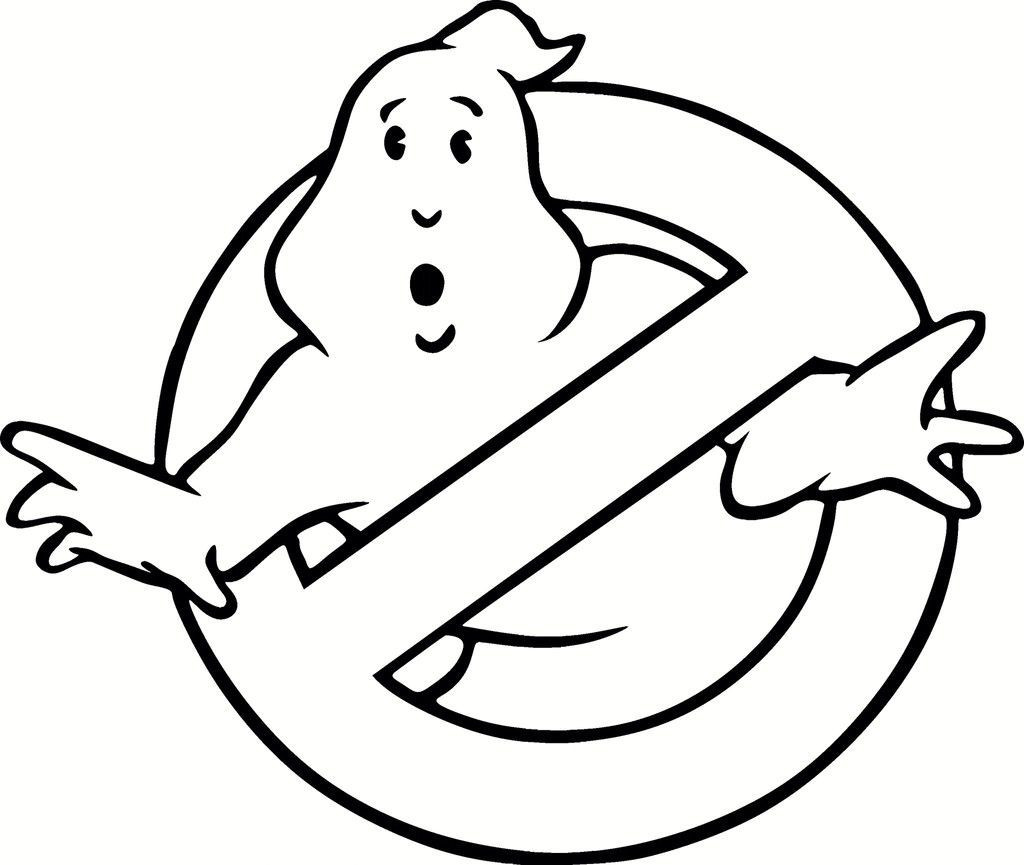 Ghostbuster Coloring Pages  Coloring Pages Ghostbusters thekindproject