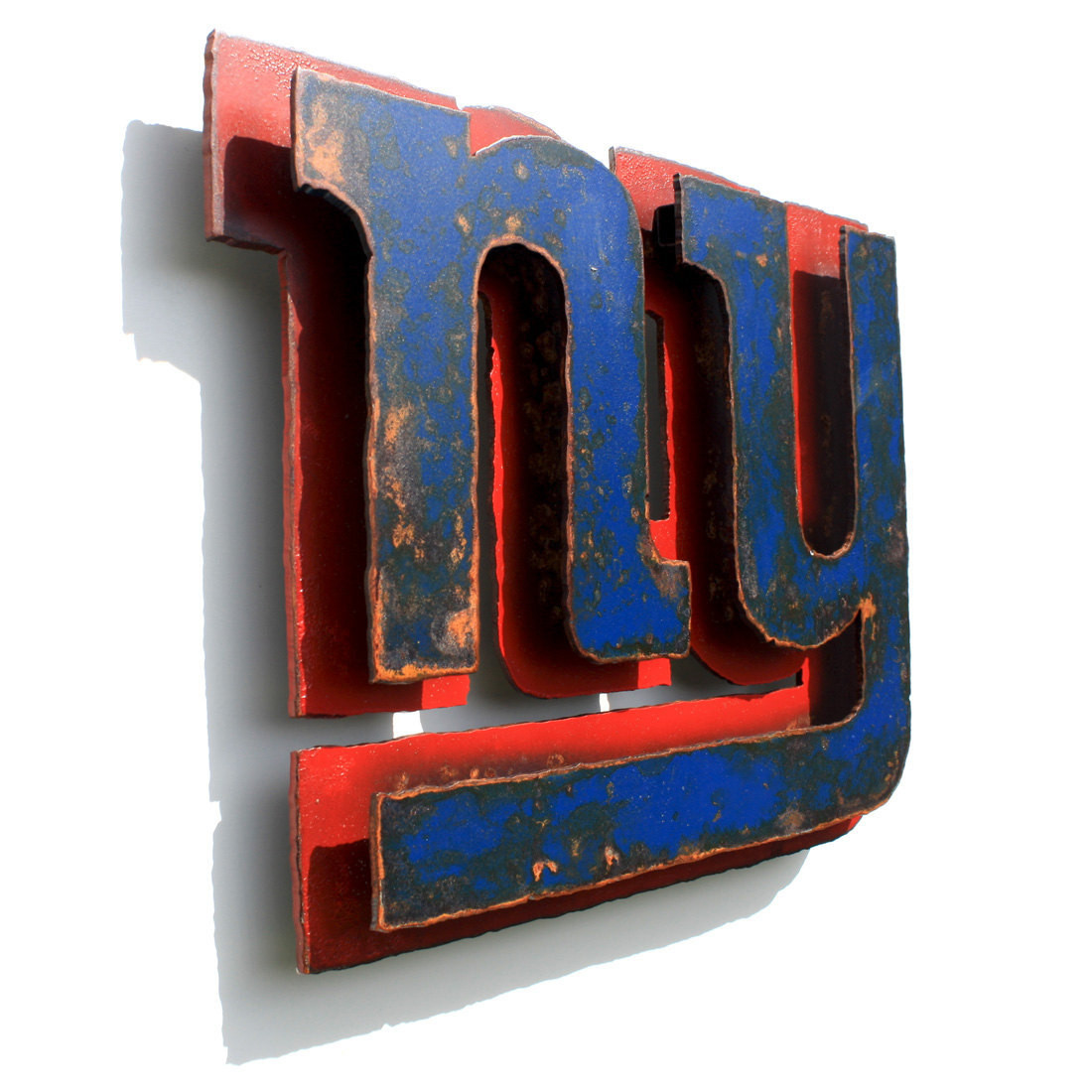 Best ideas about Giants Wall Art . Save or Pin New York Giants 3D wall art metal emblem by Now.