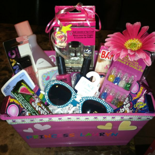 Gift Basket Ideas For Girls  25 best ideas about Nail polish tattoo on Pinterest