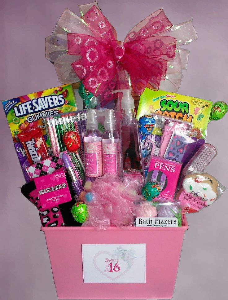 Gift Basket Ideas For Girls  homemade t baskets ideas Google Search