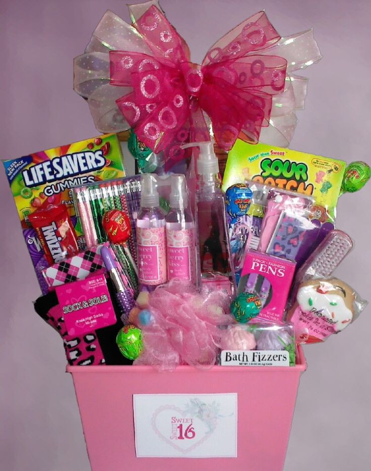 Best ideas about Gift Basket Ideas For Teenage Girls . Save or Pin Gift for best friend ts ♡ Now.