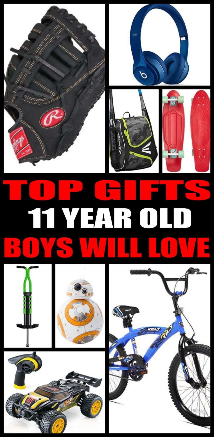 Gift Ideas For 11 Year Old Boys  Best Gifts For 11 Year Old Boys