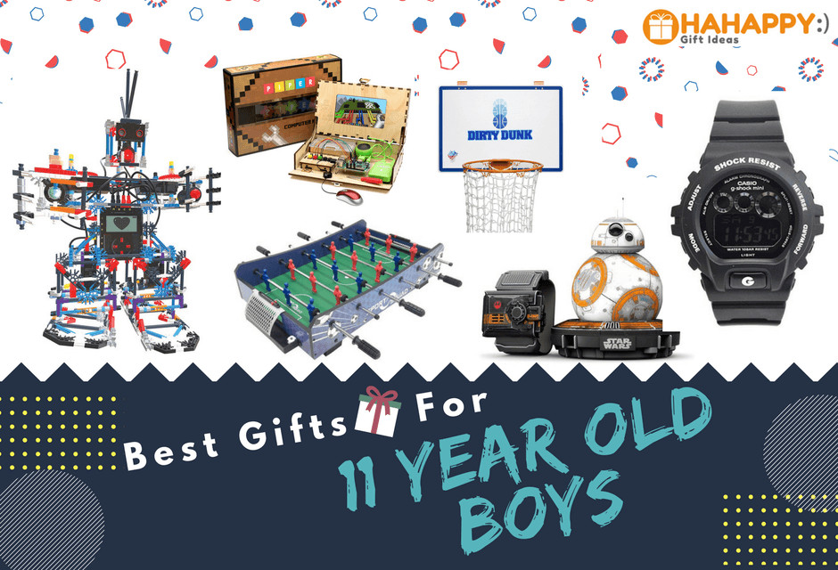 Gift Ideas For 11 Year Old Boys  Birthday Gifts 12 Year Old Boy Diy Birthday Gifts