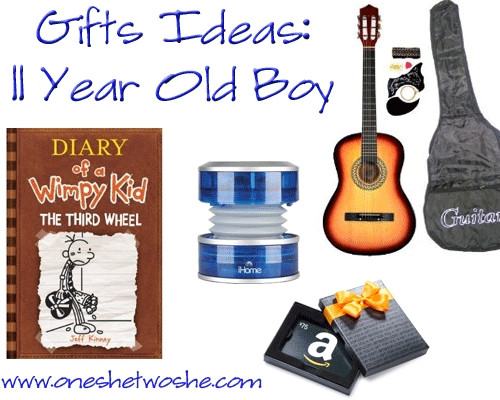 Gift Ideas For 11 Year Old Boys  Christmas Gifts For 11 Year Old Boy