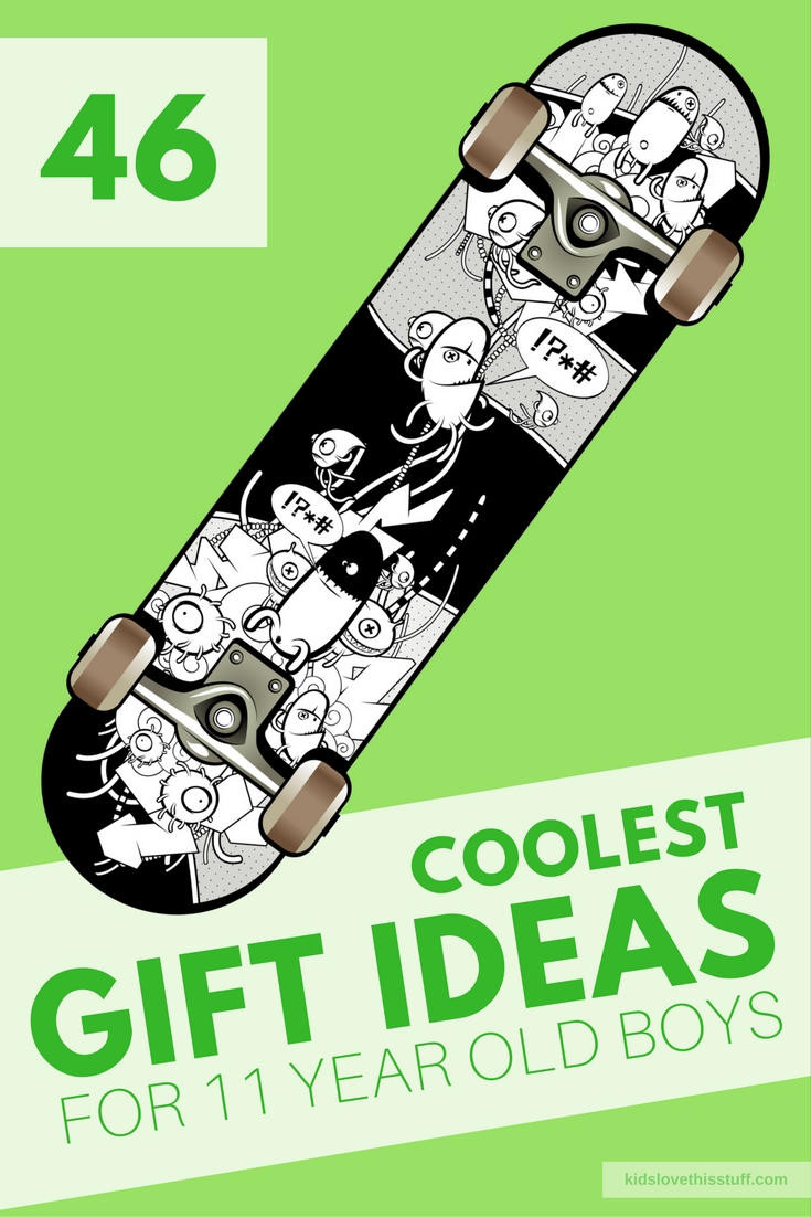 Gift Ideas For 11 Year Old Boys  Editors Epic Picks Best 2017 Christmas Gift Ideas for 11