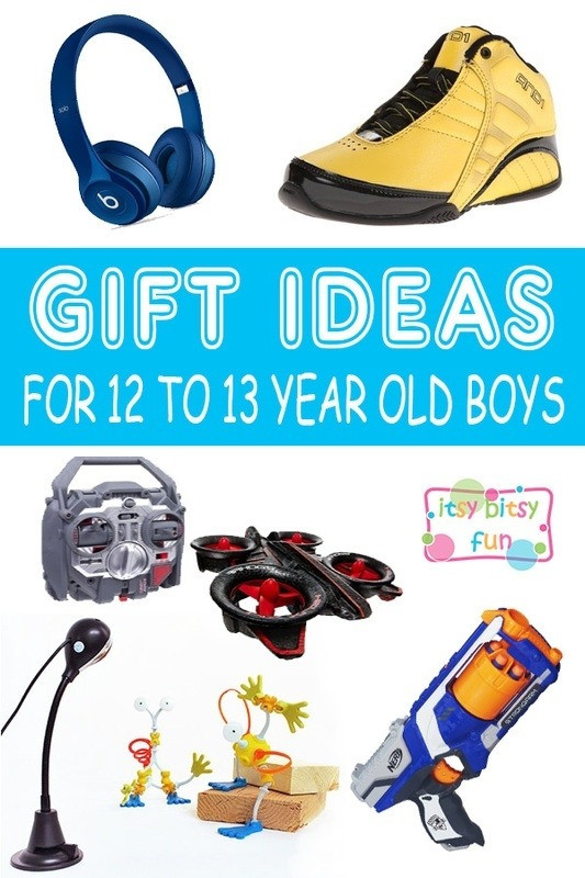 Best ideas about Gift Ideas For 13 Year Old Boys . Save or Pin Christmas Gift Ideas For 13 Year Old Boy Now.