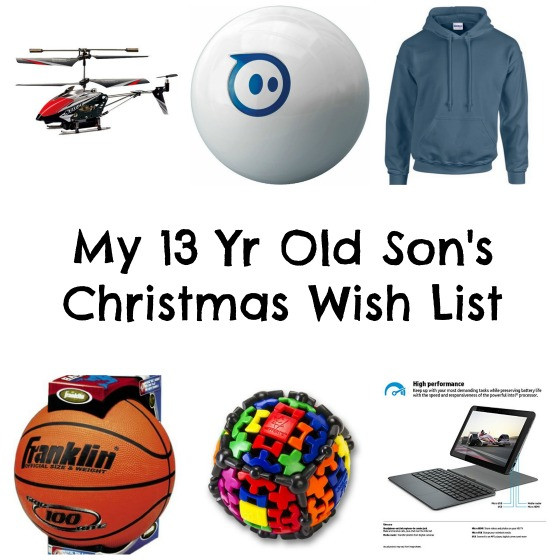 Best ideas about Gift Ideas For 13 Year Old Boys . Save or Pin This is my 13 Year Old Son s Christmas List Now.