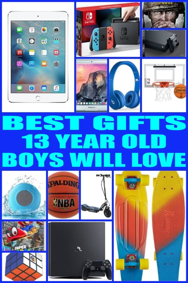 Best ideas about Gift Ideas For 13 Year Old Boys . Save or Pin Best Toys for 13 Year Old Boys Now.