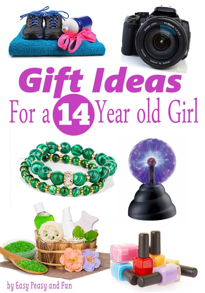 Gift Ideas For 14 Year Old Girls  Best Gifts for a 14 Year Old Girl Easy Peasy and Fun