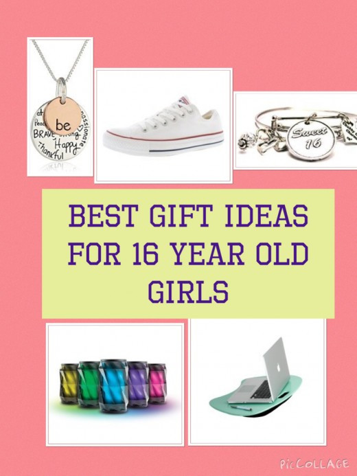 Gift Ideas For 16 Year Old Girls  Best Gifts for 16 Year Old Girls Christmas and Birthday