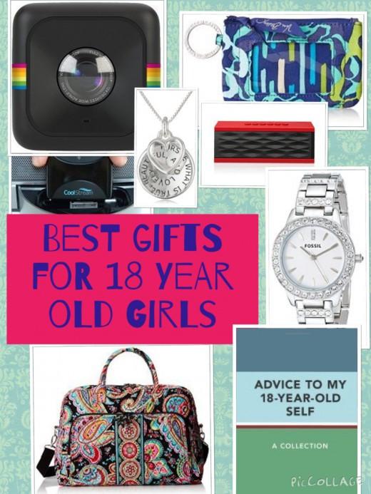 Gift Ideas For 18 Year Old Girls  Popular Birthday and Christmas Gift Ideas for 18 Year Old