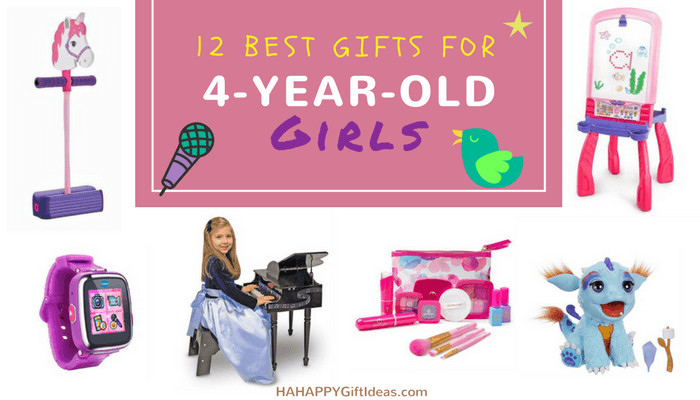 Best ideas about Gift Ideas For 4 Year Old Girls . Save or Pin Best Gifts For a 4 Year Old Girl Fun & Educational Now.