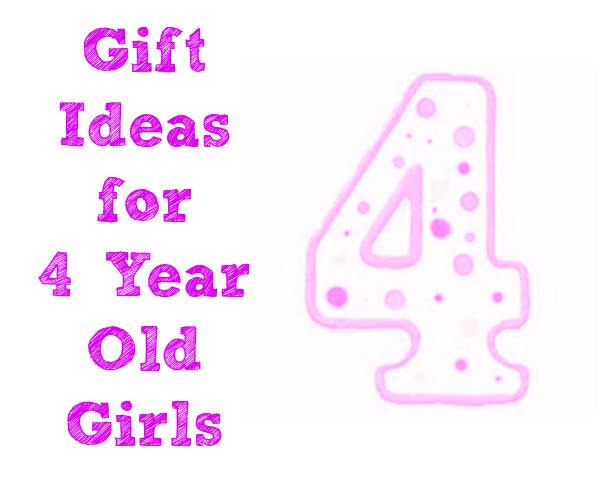 Best ideas about Gift Ideas For 4 Year Old Girls . Save or Pin Gift Ideas for 4 Year Old Girls Outside The Box Now.