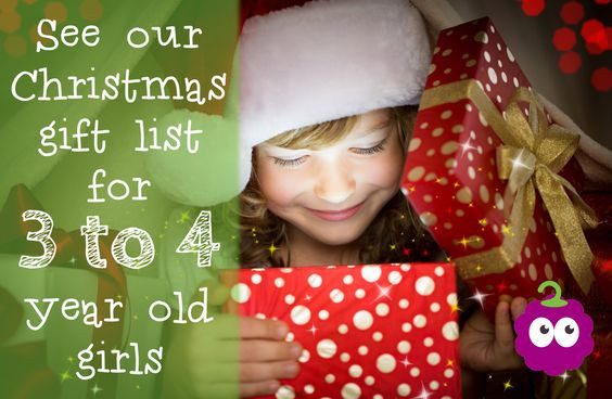 Best ideas about Gift Ideas For 4 Year Old Girls . Save or Pin 4 year old girl Christmas t list and Gift list on Now.