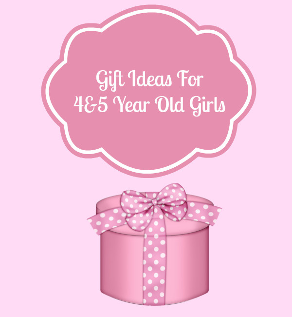 Best ideas about Gift Ideas For 4 Year Old Girls . Save or Pin Gift Ideas for 4 and 5 Year Old Girls Now.